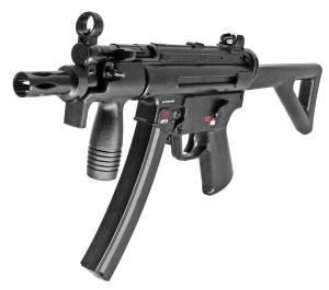 H&K MP5 K-PDW CO2 Submachine Gun >Heckler & Koch >BB Air ...