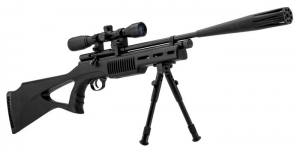 SMK XS78 Tactical Multi-Shot  177 Bolt Action Co2 Air Rifle