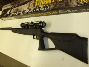 SALE - Remington Tyrant Tactical Air Rifle  22 Cal