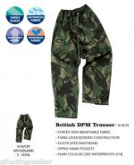 Blue Castle British DPM Trousers