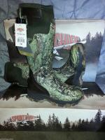 Sportchief Mossy Oak�Duck Blind� Patterned Wellington Boot.