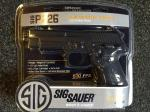 Sig Sauer P226 .177 Pellet Blowback CO2 Pistol Black