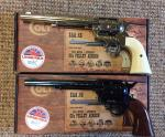 Umarex Colt Peacemaker Nickel or Blue - 177 Pellet 7.5