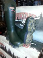 Sportchief Loden Country Green� Patterned Wellington Boot