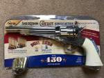 Crosman Sheridan Cowboy 4.5mm & .177 Pellet Pistol - Could be delivered to your door if you live approx 60 miles from Skegness
