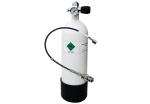 Hydrotech 5 Litre 300 Bar Dive Bottle - Air Gun Kit - Including Hose & Gauge