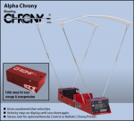 Shooting Chrony Alpha Chrony chronograph airgun airsoft bullet paintball arrows