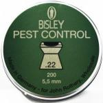 Bisley Pest Control .22 x 200 FREE SHIPPING