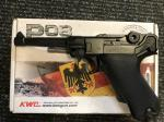 KWC P08 Luger - Blowback