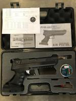 AUTUMN SPECIAL Zoraki HP01 - 2 Light Pneumatic Air Pistol .22 Cal