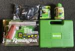 Remington 1911 RAC Silver .177 BB Blow-Back Co2 Air Pistol Kit