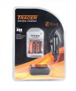 Tracer Double Battery charger for RCR123A Batteries