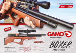 Gamo Boxer Bullpup PCP - Could be delivered to your door if you live approximately 60 miles from Skegness