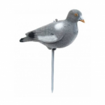 Full Body Flocked Pigeon Decoy
