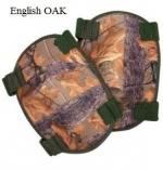 Jack Pyke Knee Pads in English Oak