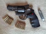 Crosman SNR357 BB/Pellet Full Metal C02 Revolver