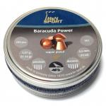 H&N Baracuda Power Pellets .22 x 200. Domed, HNBP22