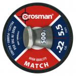 Crosman Wadcutter (Match) .22 Pellets x 500