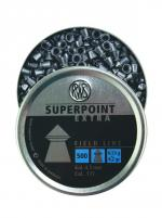 RWS Superpoint Extra .177 Pellets x 500